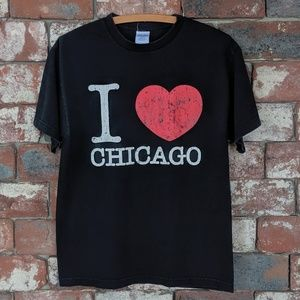 I ♥️ (heart) Chicago t-shirt